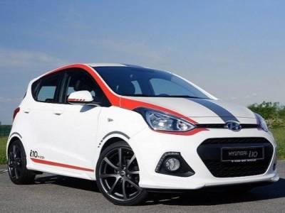 Hyundai i10 Sport版 德國專屬