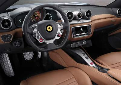 揚蹄馬躍 Ferrari California T渦輪上陣
