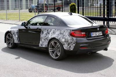 二一轉大人 BMW M2 Coupe*