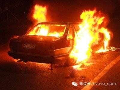 火燒車的主因,快檢查你車上有沒有這些危險物品
