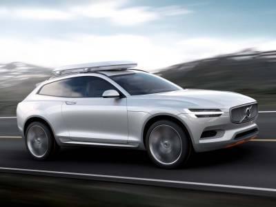 安全無限上綱 Volvo New XC90