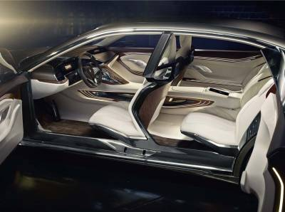 攻向未知領域 BMW Vision Future Luxury Concept
