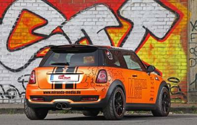 德式香橙 Cam Shaft Mini Cooper S