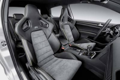 400hp超鋼砲 VW Golf R400