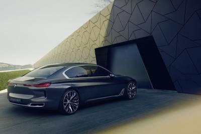 未來世界的美好 BMW Vision Future 豪華概念車