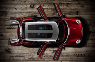 英國車廠 MINI 展示 Clubman 概念車款