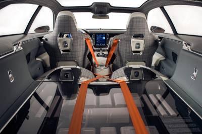 Volvo 未來概念車 依舊優雅