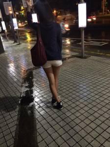 劍潭捷運中山站「娜美兇妹」出沒 網友:重點是粉紅色!