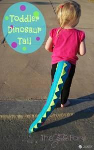 萬聖節將近,神奇道具讓你一秒變恐龍!