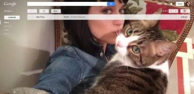 google在愚人節的今天開的小玩笑~!