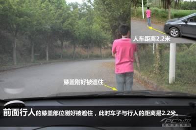 圖解教學如何判斷車距!太實用了!為了安全一定要看!
