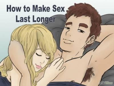 如何在床上撐久一些?