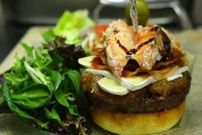 在美國最貴的7種漢堡