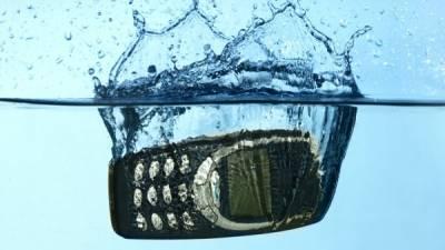 如何拯救落水的數位產品