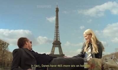 丹麥最新的旅遊廣告,不是要大家來觀光,而是...