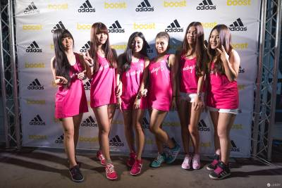 adidas D Rose 5 Boost Launch Party 活動現場直擊花絮報導!