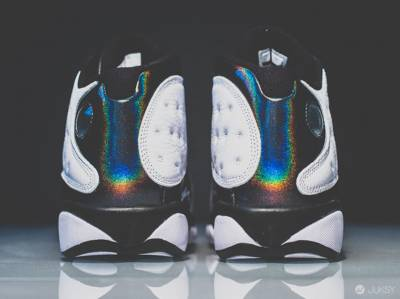 "相同概念換鞋型!Air Jordan 13 ""Barons"