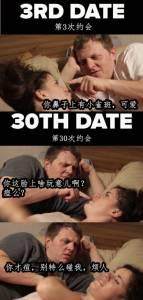第3次約會VS 第30次約會,男人女人的改變與落差