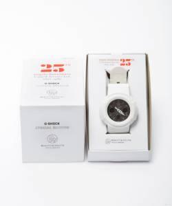 UNITED ARROWS25周年紀念 再度聯手G-SHOCK共推超珍貴紀念錶 珍貴到編輯不想發新聞