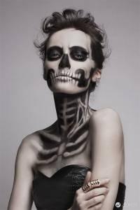 超恐怖萬聖節化妝術 想成為「派對焦點」必看!