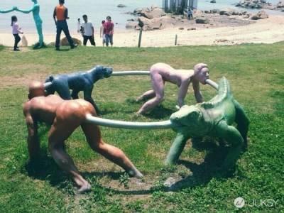 崩壞的童年...19 個會讓你做惡夢的兒童遊樂設施