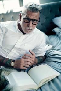 Nick Wooster 打破所有規則的新新時尚偶像│GQ瀟灑男人網