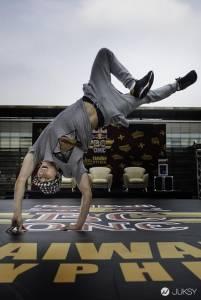 一對一地板對決!Red Bull BC One亞洲區決賽最後倒數 十國高手齊聚國立故宮!