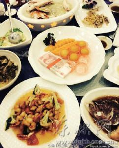 福州一土豪婚宴上的最後一道菜,竟然是...!!!