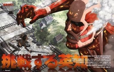漫畫「進擊的巨人」原作者表示作品將在20卷左右完結