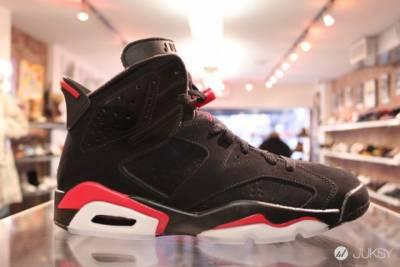 23週年紀念!細數今年 Air Jordan 6 的十雙經典配色!