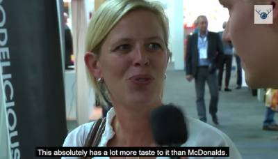 麥當勞假裝有機食品 美食專家:「這當然比麥當勞美味多了~」