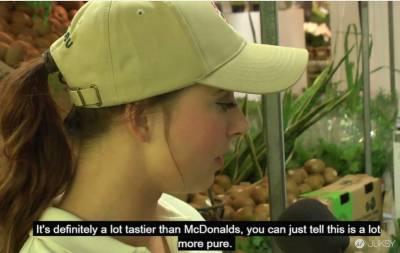 男子將麥當勞裝成高檔食材 「美食家」居然一致稱讚