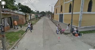 趣味 Google街景地圖裡的瘋狂場景