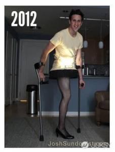 化缺陷為神奇,身障人士保有的珍貴幽默感
