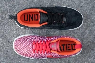 美國老鞋店聯名!UNDEFEATED x Nike Lunar Force 1 空軍一號話題昇華!