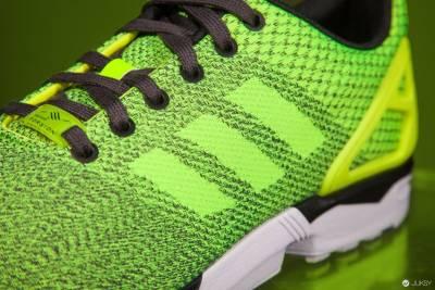 adidas Originals 入秋之季推出獨具風格的ZX Flux Weave編織印花系列