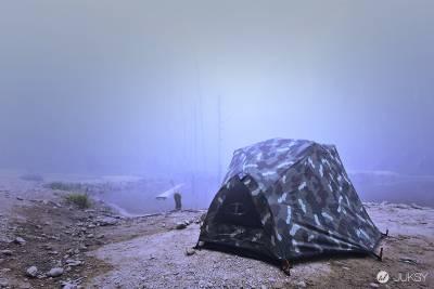 【總監碎碎念】帶著 Poler 走進一個如夢似幻的野營基地-水漾森林!