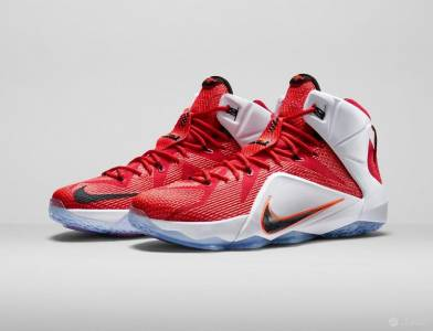 Nike 籃球發表 LEBRON 12 HRT OF A LION 配色