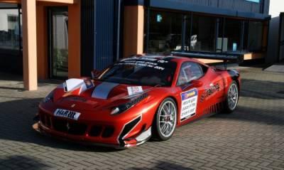 純工廠賽車 Racing One Ferrari 458 Competition