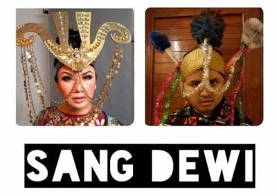 印尼模仿達人Allan Wangsa的低成本Cosplay