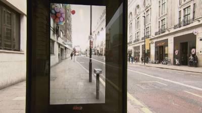 英國出現UFO?Pepsi Max倫敦巴士站裡的惡作劇