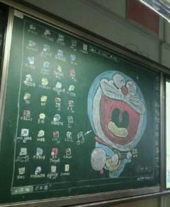 日本學生神人黑板塗鴨21則,還讓不讓老師專心上課了?誰捨得擦掉呢?