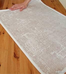 日本老爺爺花了7年時間畫出的迷宮圖!!感覺要花一輩子時間還走不出來!