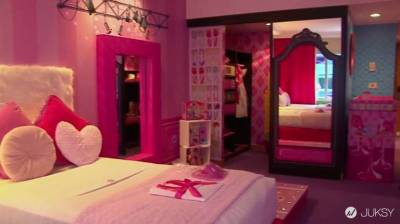 享受當「一日芭比」-阿根廷熱門芭比旅館 預約請等明年!
