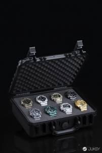 【G-SHOCK STORE】 TAIPEI 歡慶一周年 金身潑點限量錶款 盡顯東方水墨之美
