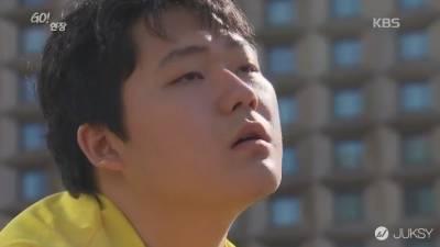 南韓第一屆發呆大賽 動了就掰掰?