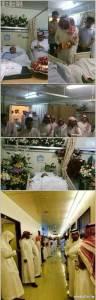 沙國一男子住院說自己沒錢沒人愛,沒想到隔天病房瞬間塞滿土豪!