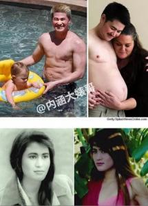 這個女人不只變性,竟然還以男兒身懷孕!這畫面太奇妙…