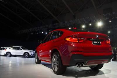 小虎狙擊手 BMW X4上場