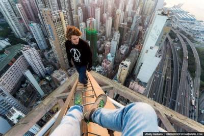 俄羅斯大樓攀登者 Rooftopper 前進香港